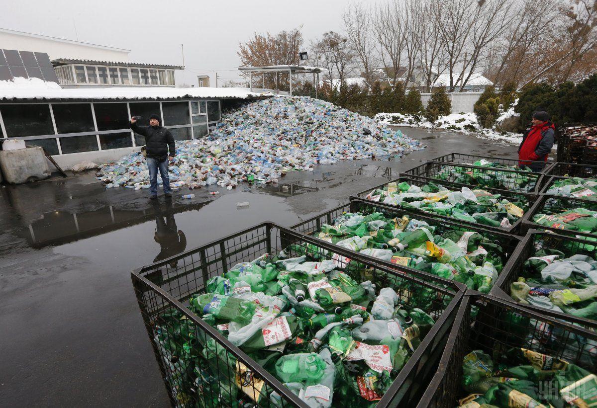 После вывоза мусора в городе проведут дератизацию / Фото УНИАН