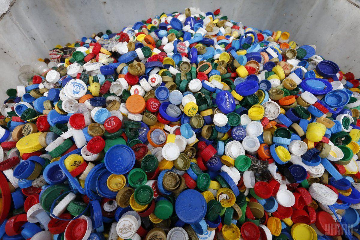 Раздельный сбор отходов стимулирует ответственность населения / Фото УНИАН