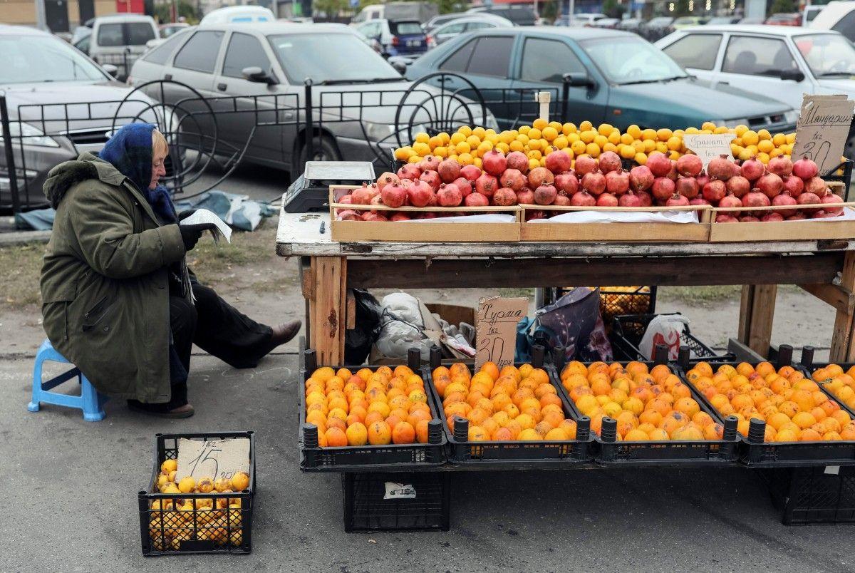 В Украине растут цены на цитрусовые/ Иллюстрация REUTERS