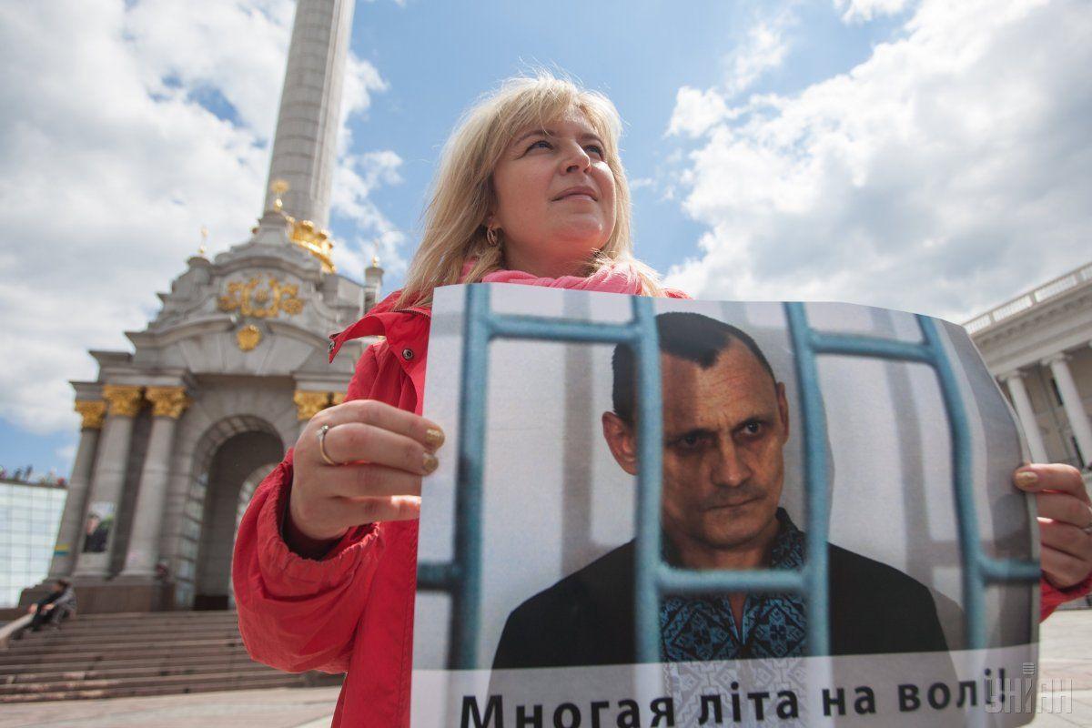 Сегодня День Рождения политзаключенного Николая Карпюка / фото УНИАН