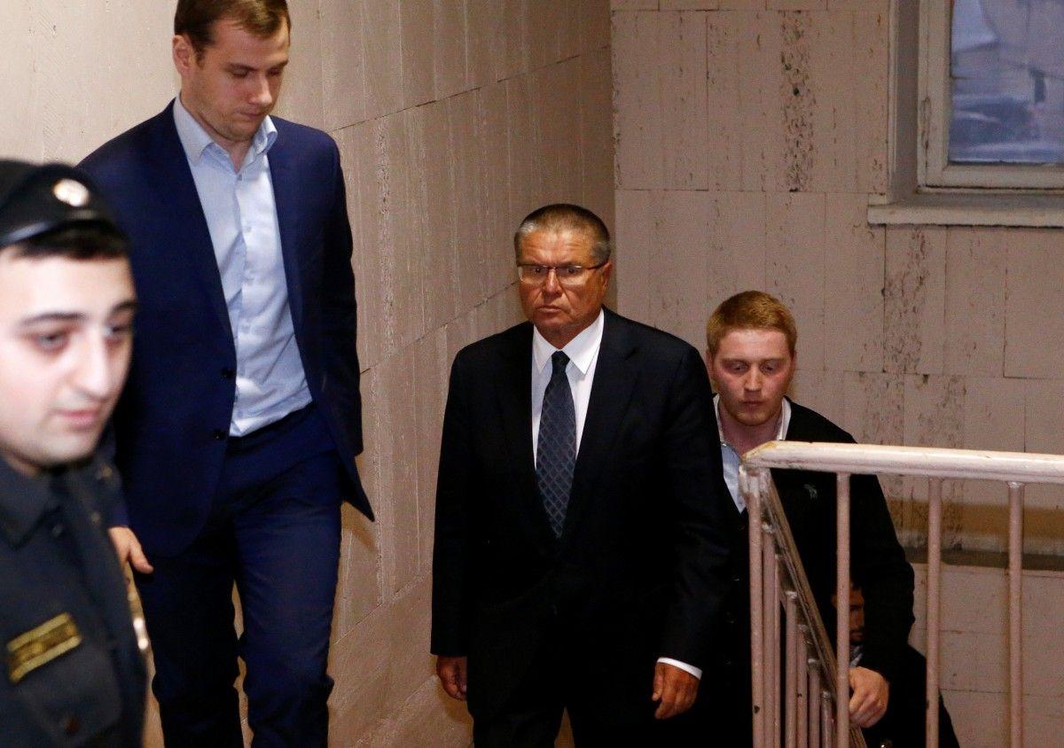 Алексей Улюкаев / REUTERS