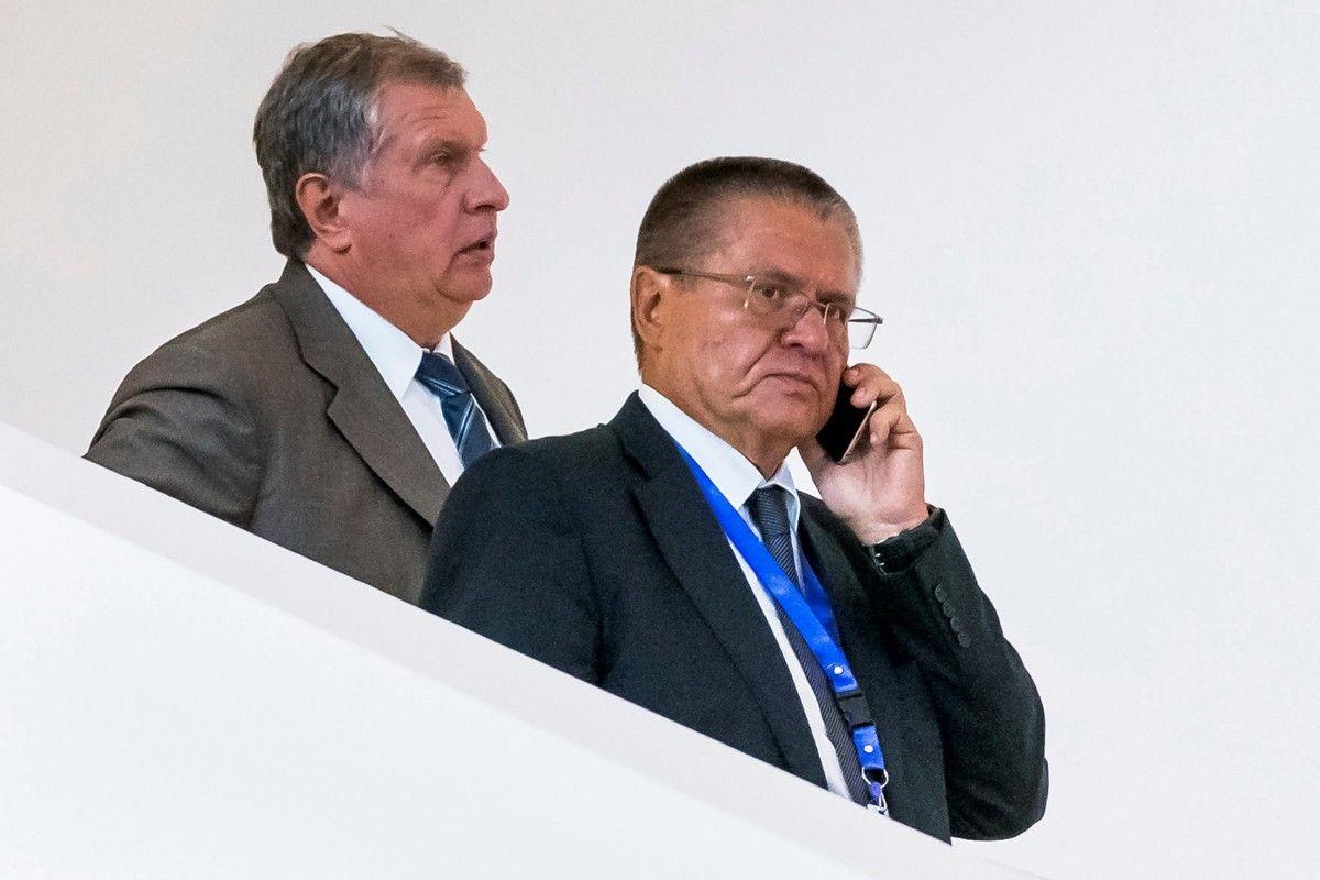 Колишнього російського міністра Улюкаєва визнали винним вотриманні хабара