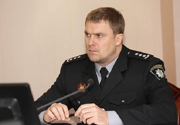 Аваков представив тимчасово виконуючого обов'язки начальника Нацполіції / npu.gov.ua