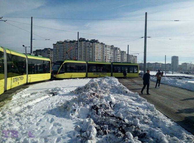 Всего во Львове в настоящее время курсируют восемь трамвайных маршрутов / фото tvoemisto.tv