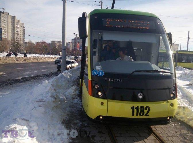 Во Львове подорожал проезд в трамваях \Фото tvoemisto.tv