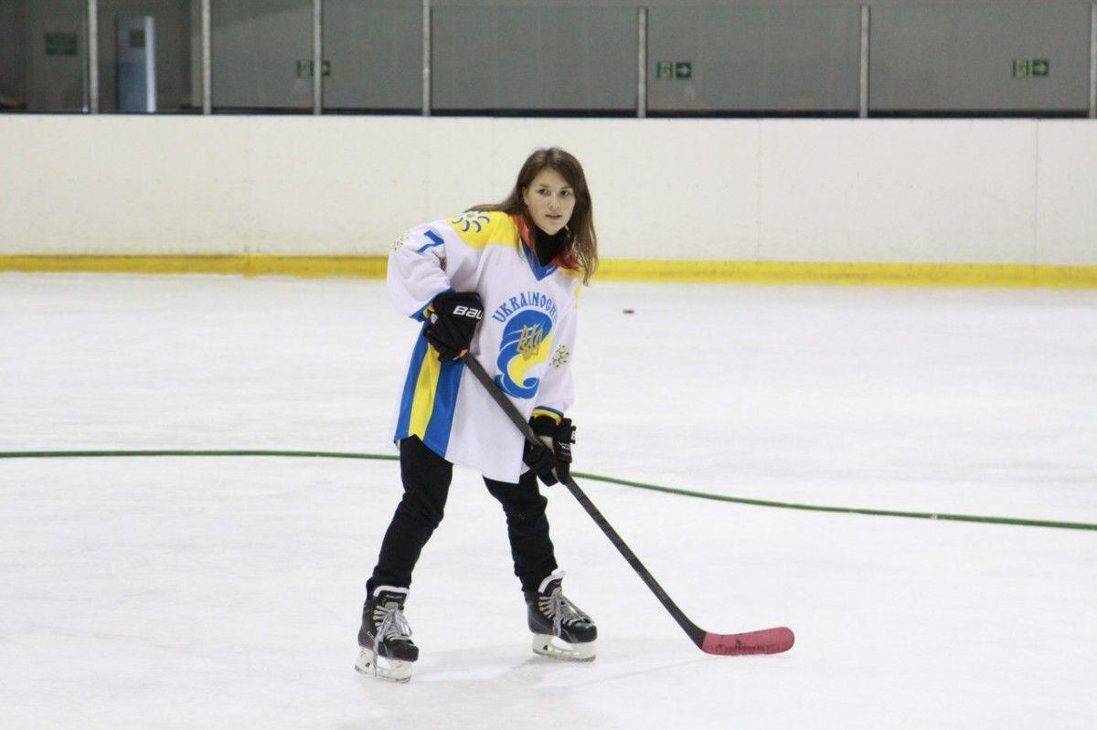Завтра в Киеве начнется женский чемпионат по хоккею / vk.com/club85399625