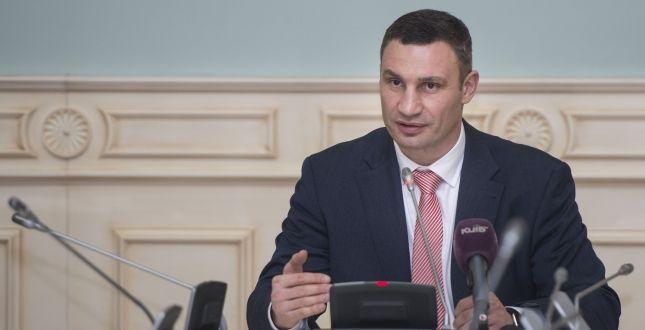 По словам Кличко, столичная власть делает все для того, чтобы малый и средний бизнес работал официально / Фото kievcity.gov.ua