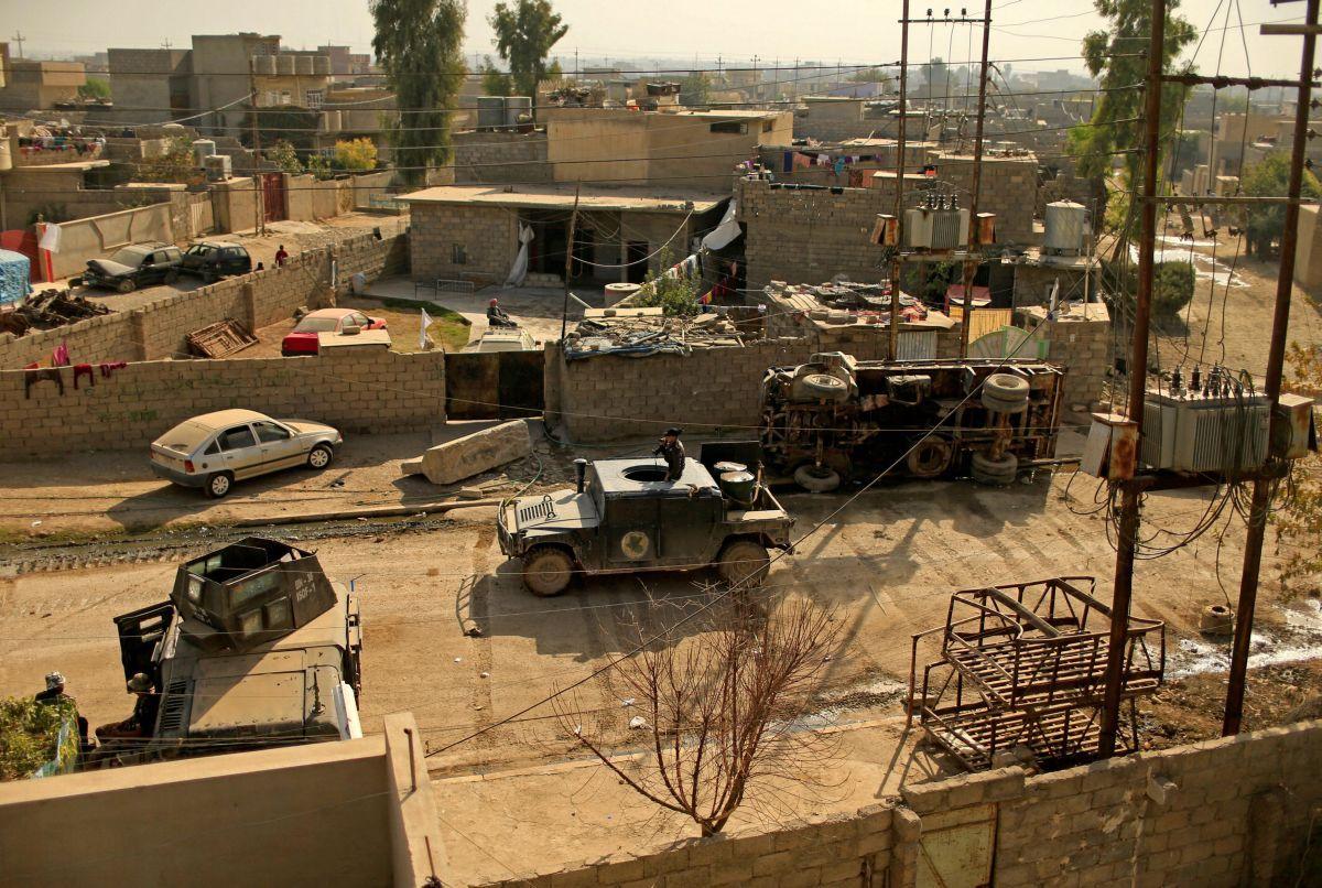 В Ираке обстреляли военную базу международной коалиции / Иллюстрация REUTERS