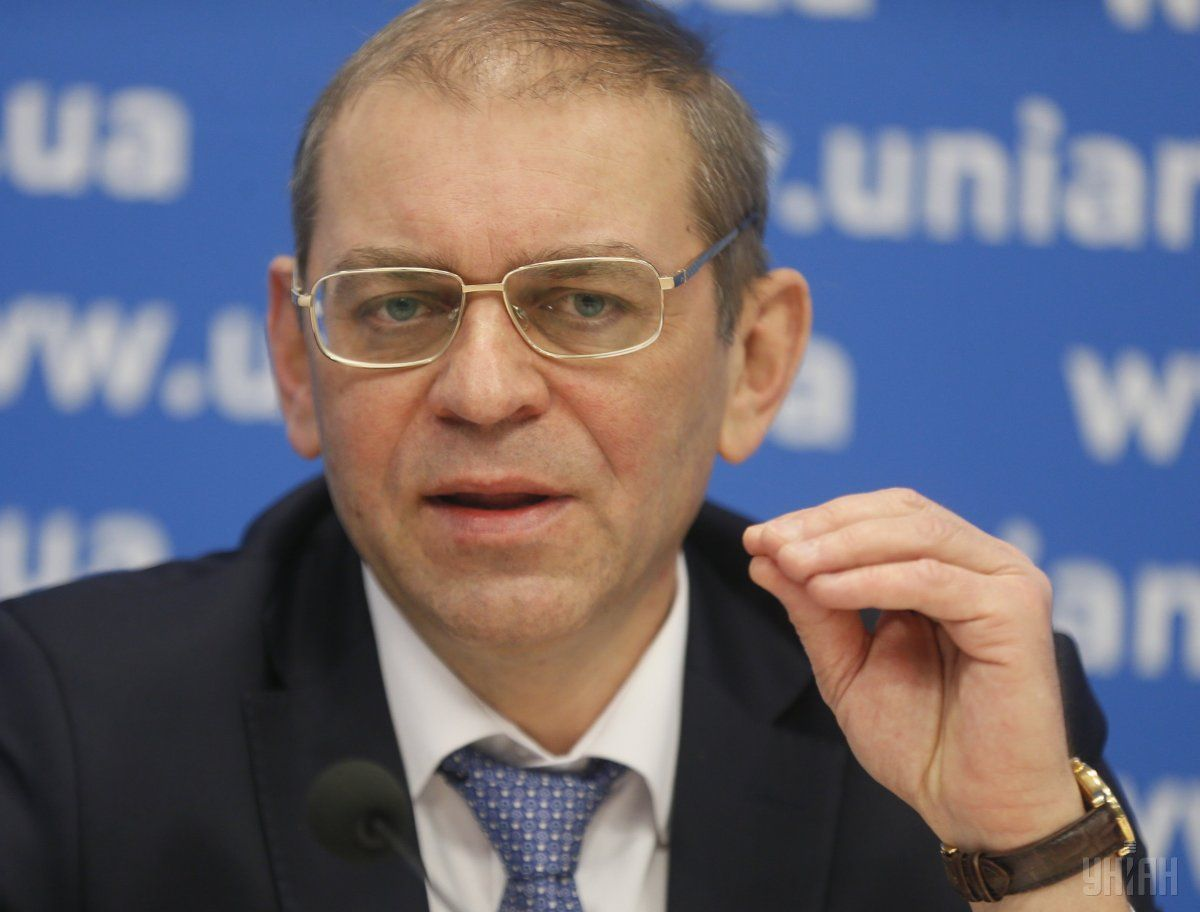 За попередніми даними, нардеп Пашинський-на 3-му місці/ фото УНІАН