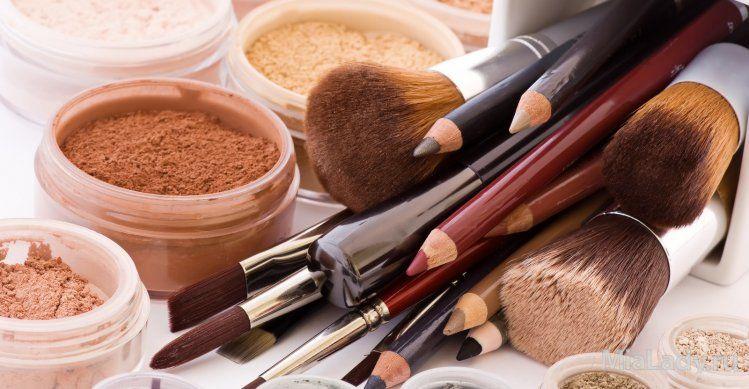 В РФ может попасть под запрет декоративная порошковая косметика / MiaLady.ru