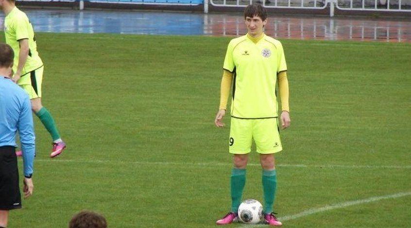 Станислав Кулиш забил победный мяч в ворота