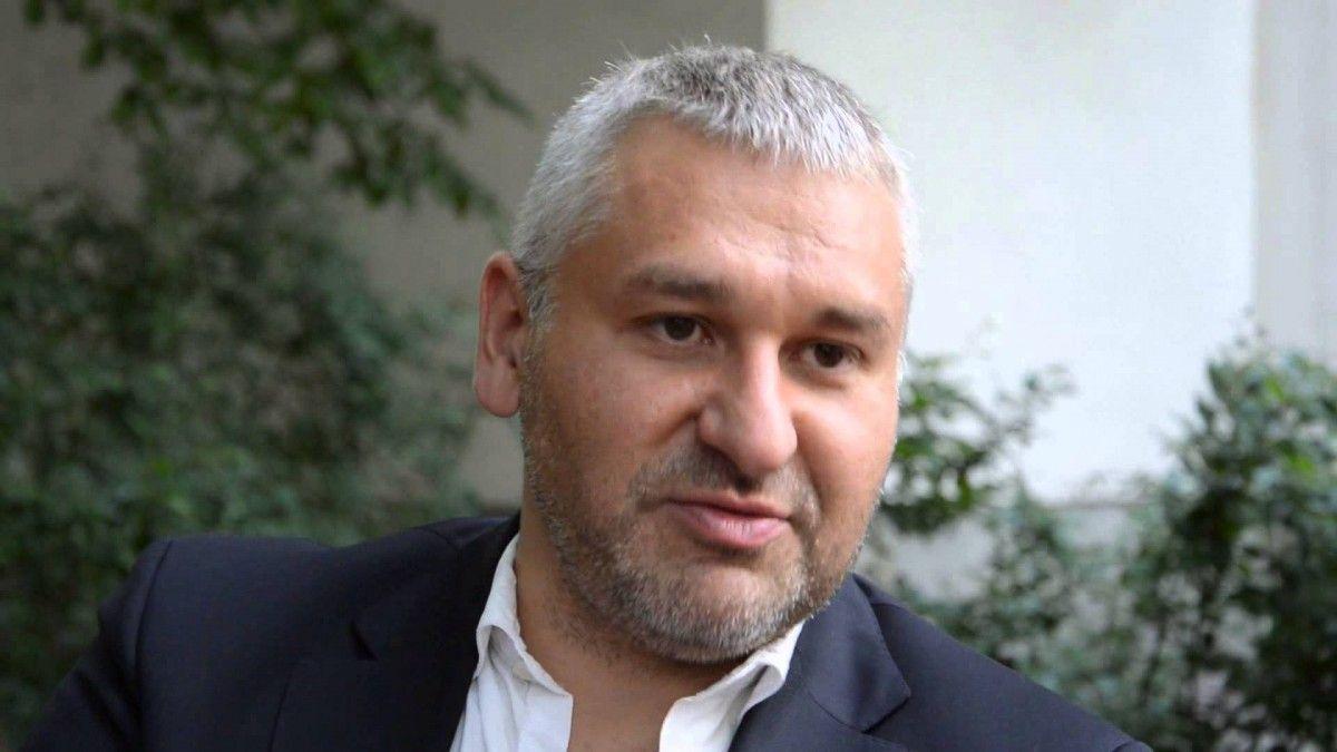 Марк Фейгнин / kievpravda.com