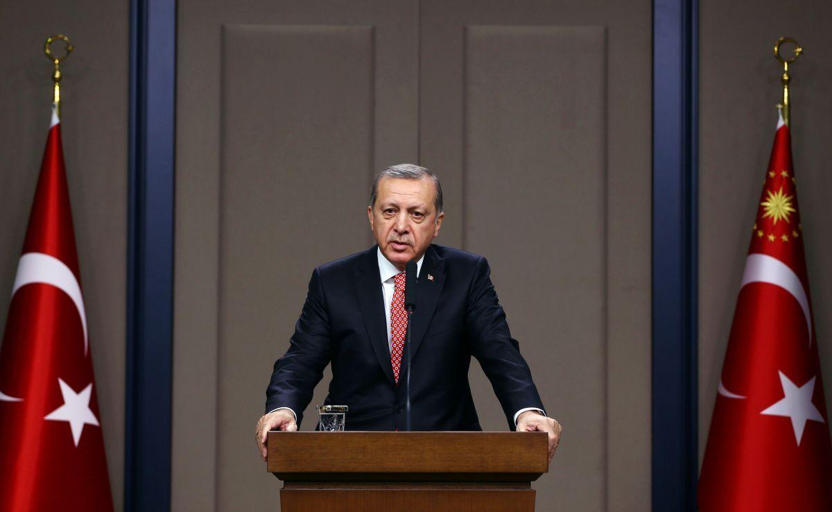 Реджеп Тайїп Ердоган / REUTERS