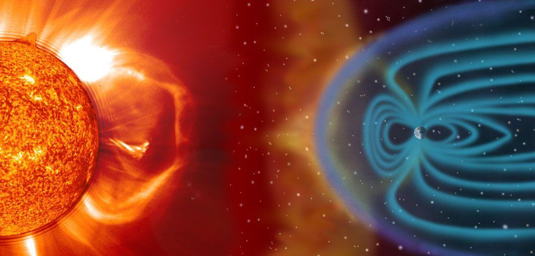 Надвигаются сразу две мощнейшие магнитные бури апреля / фото The Event Chronicle