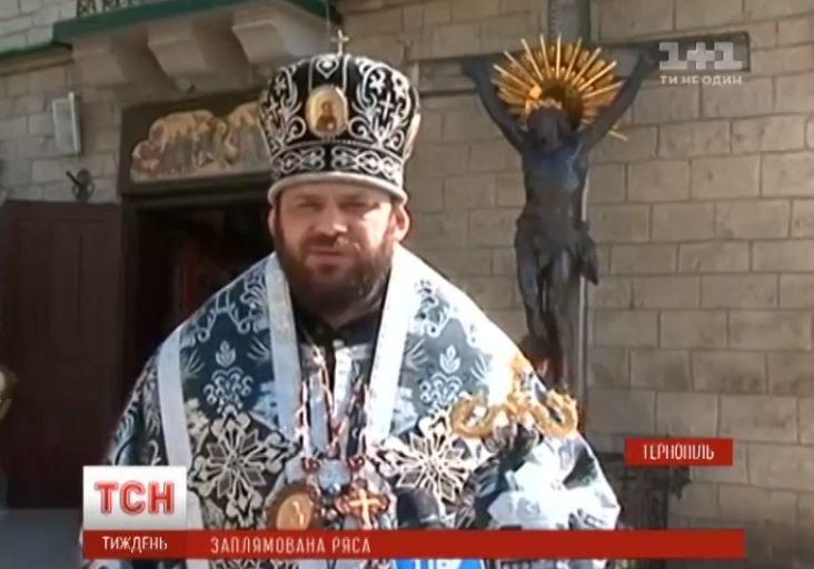Любитель розваг архієпископ Мстислав / скріншот з відео