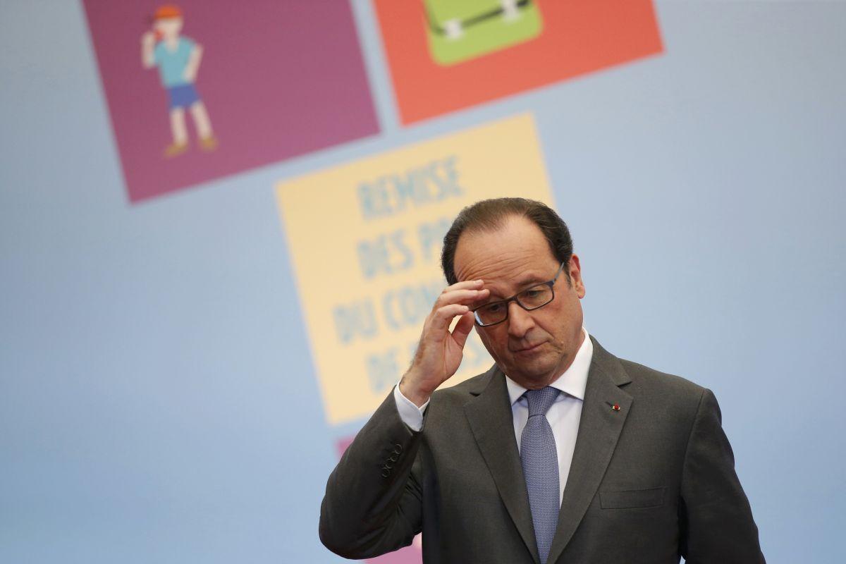 Франсуа Олланд / REUTERS