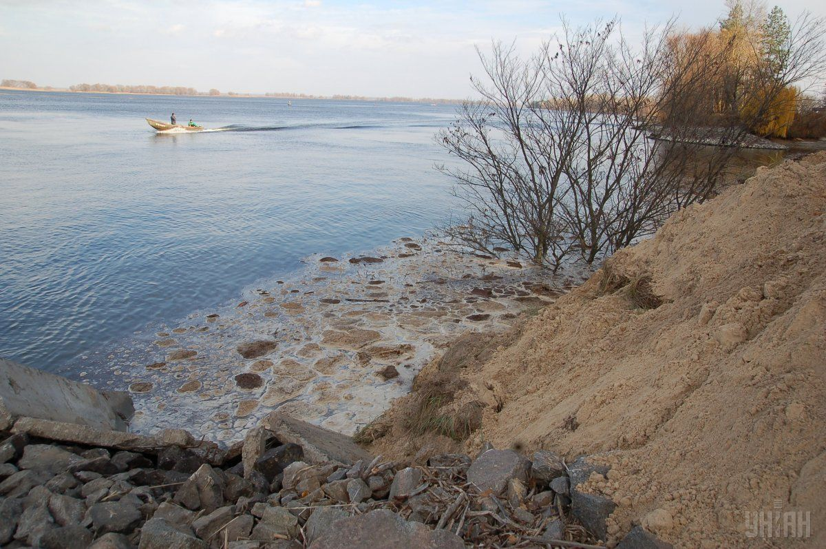 На реках ожидается подъемы уровней воды / УНИАН