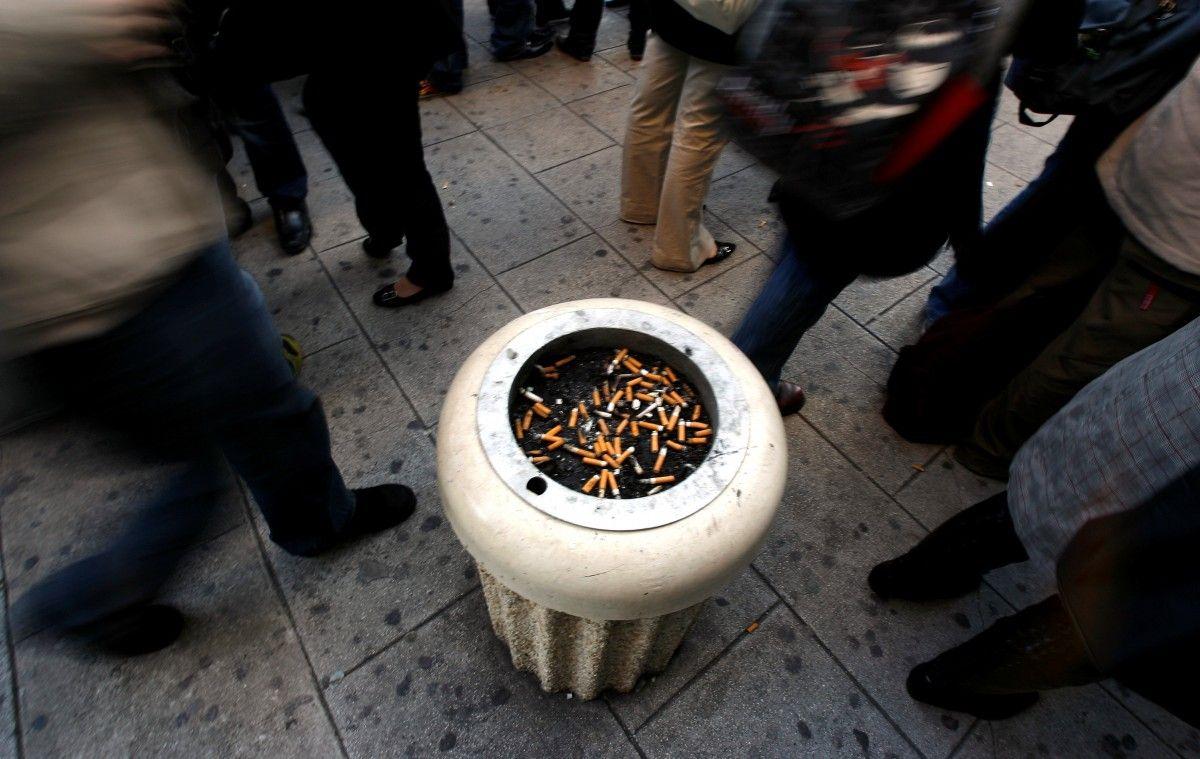 Вчені з'ясували, як куріння пошкоджує ДНК