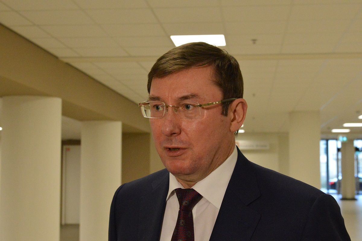 По словам Луценко, в деле о госизмене Януковича есть важный свидетель / УНИАН
