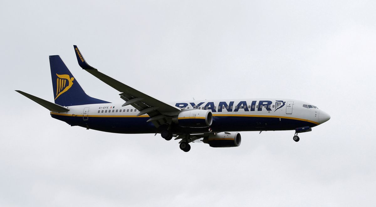 Boryspil Airport CEO names possible losses over Ryanair contract