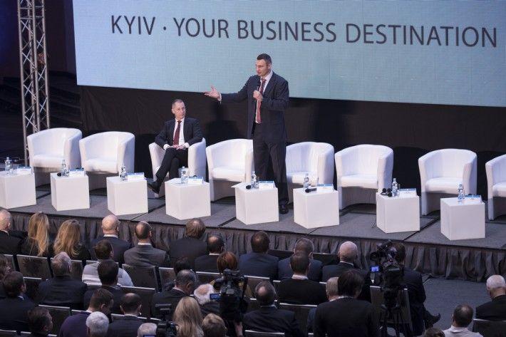 Виталий Кличко поблагодарил Катарской инвестиционной администрации / kiev.klichko.org