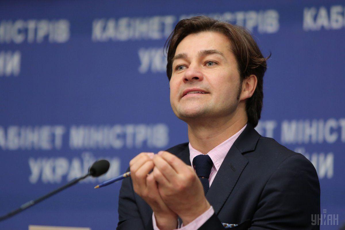 """Глава Минкульта Евгений Нищук ждет, что украинцы откажутся от """"Первомая"""" в пользу патриотических праздников / УНИАН"""
