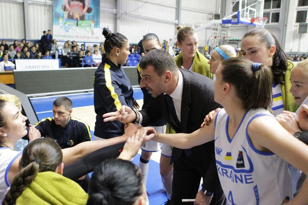 Україна перемогла Сербію / ФБУ