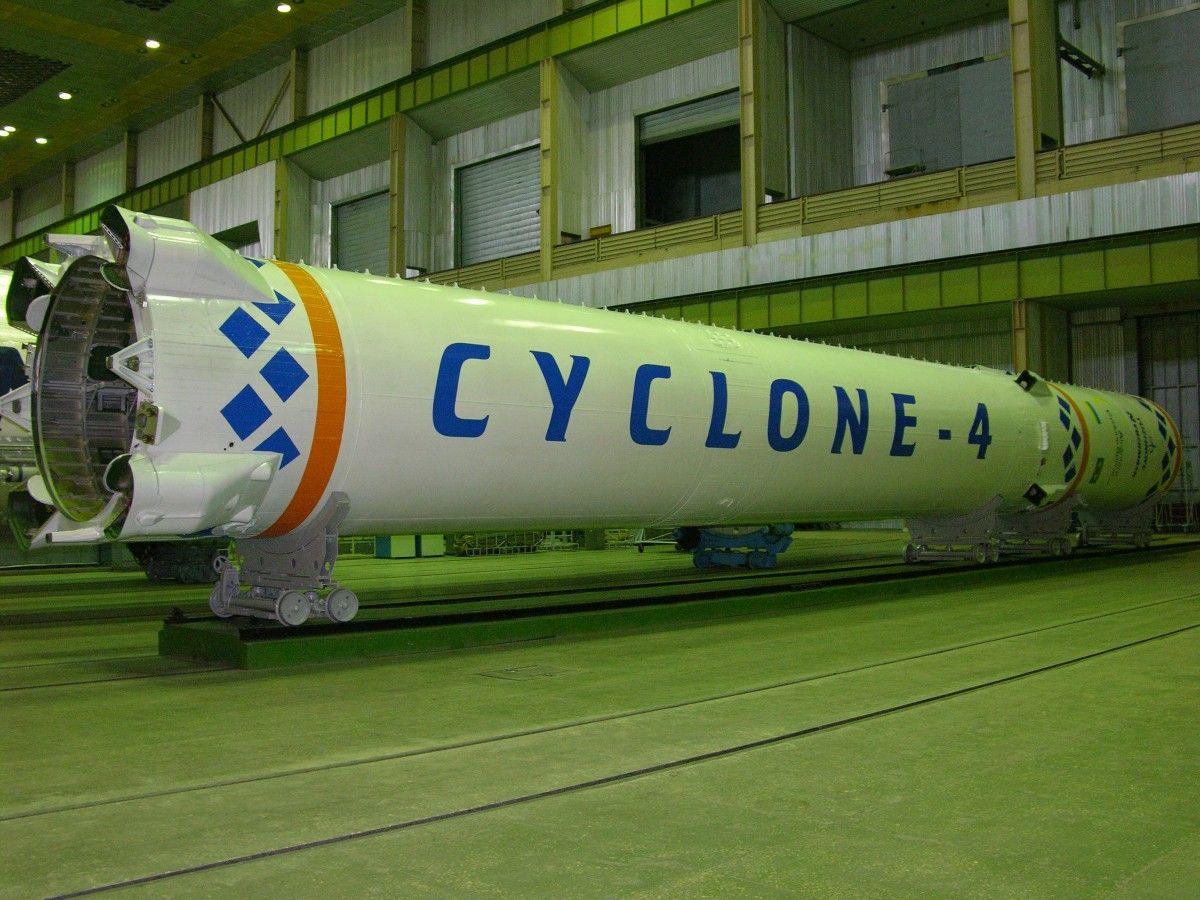 Циклон-4 фотка / yuzhmash.com