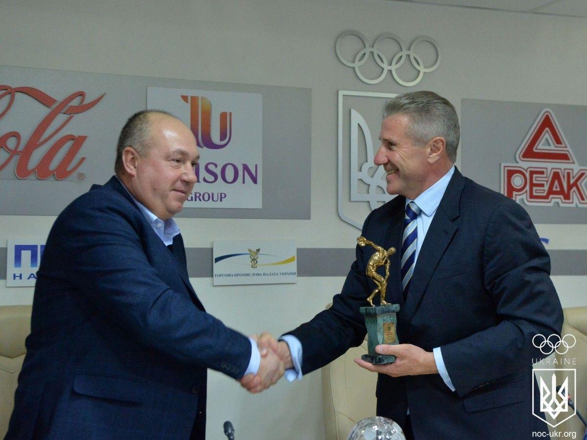 Мільчев вперше здобув звання кращого спортсмена місяця / noc-ukr.org