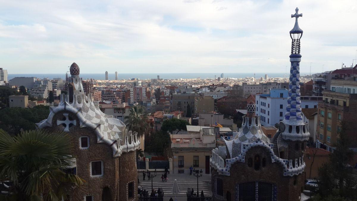 Акцию организовали жители района Барселонета