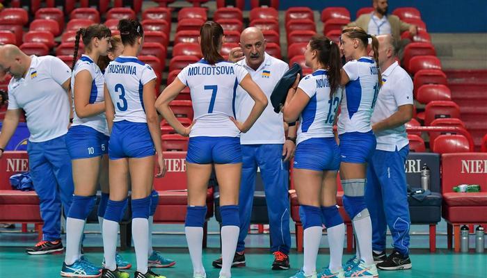 Сборная Украины попала в число 16 команд-участниц волейбольного Евро / cev.lu