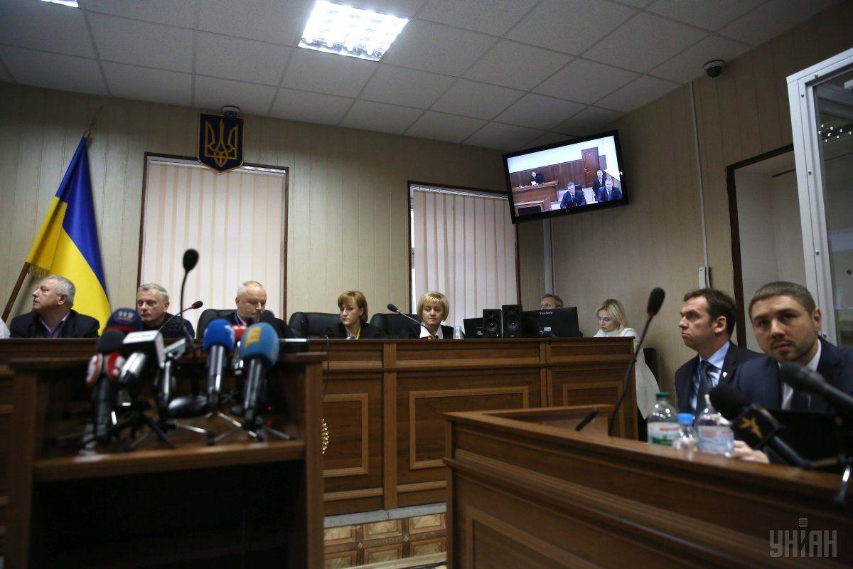 Прокурор: Ми вживатимемо необхідних заходів, щоб у понеділок засідання відбулося / Фото УНІАН