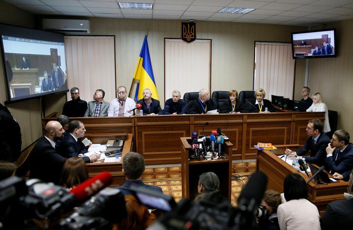 Відеодопит Януковича / REUTERS