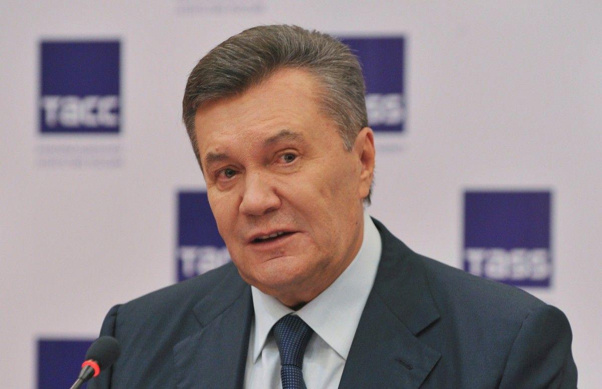 Юрист Януковича настаивает на надобности «официального» визита ксвоему клиенту