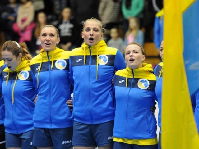 Сборная Украины сделала весомый шаг к чемпионату мира / handball.net.ua