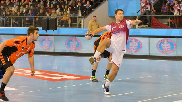 Пуховский забив 8 голів у ворота румунського