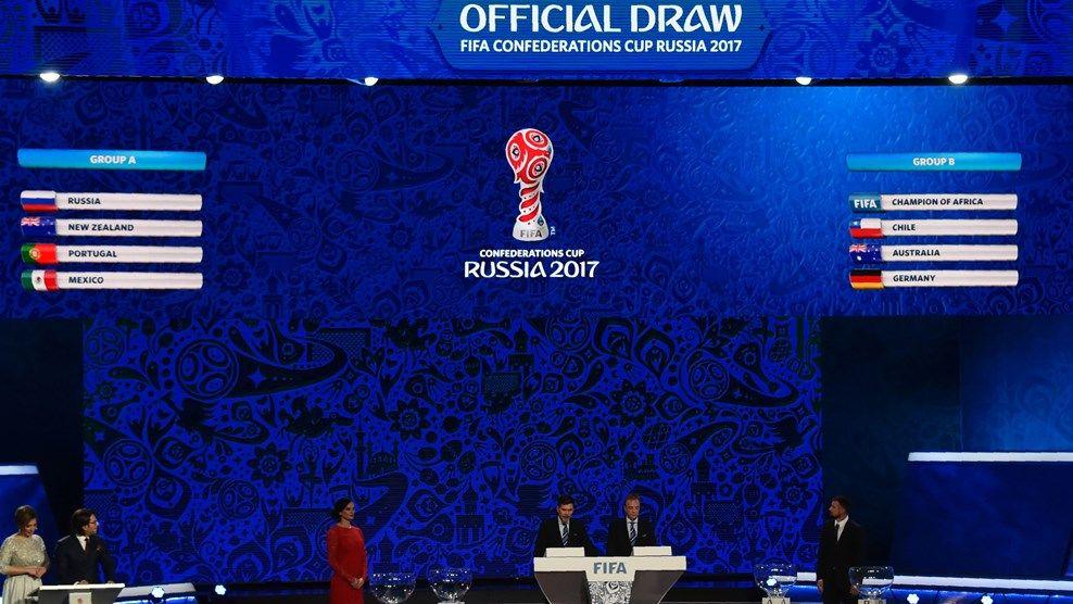 Команди-учасниці Кубку конфедерацій розподілили по групах / fifa.com