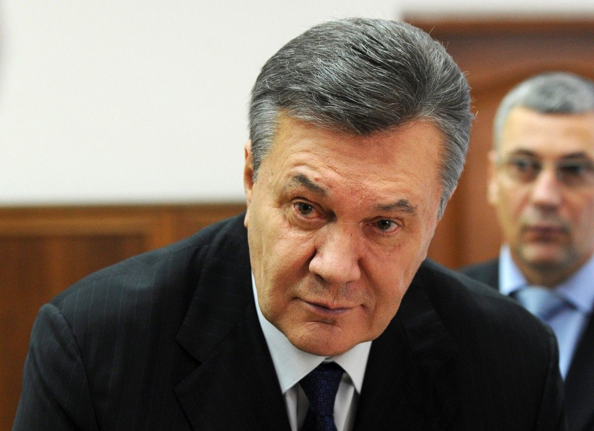 Віктор Янукович \ REUTERS