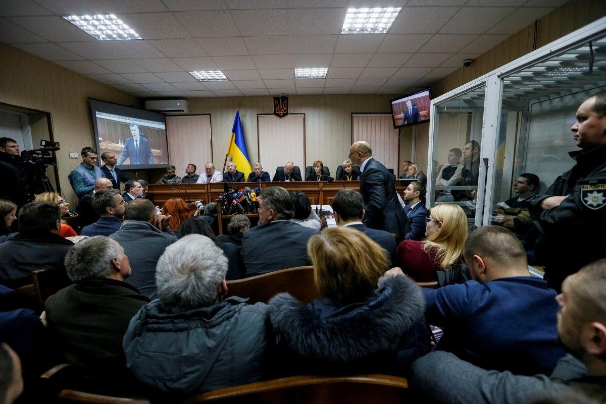 Онлайн-допит Януковича 28 листопада 2016 року / REUTERS