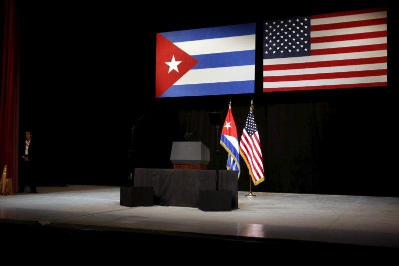 Трамп желает отменить указы Обамы осмягчении политики вотношении Кубы