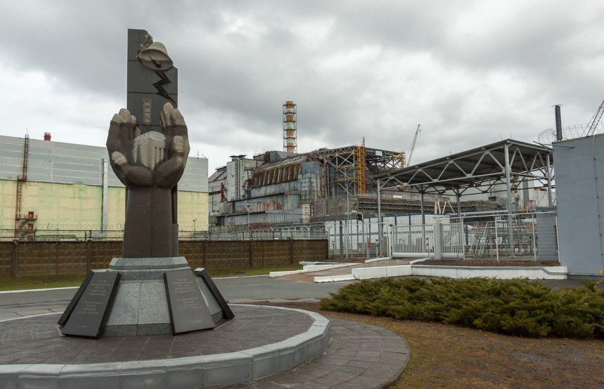 В Украине отмечают 33-ю годовщину трагедии на ЧАЭС / Фото Сергей Петровский