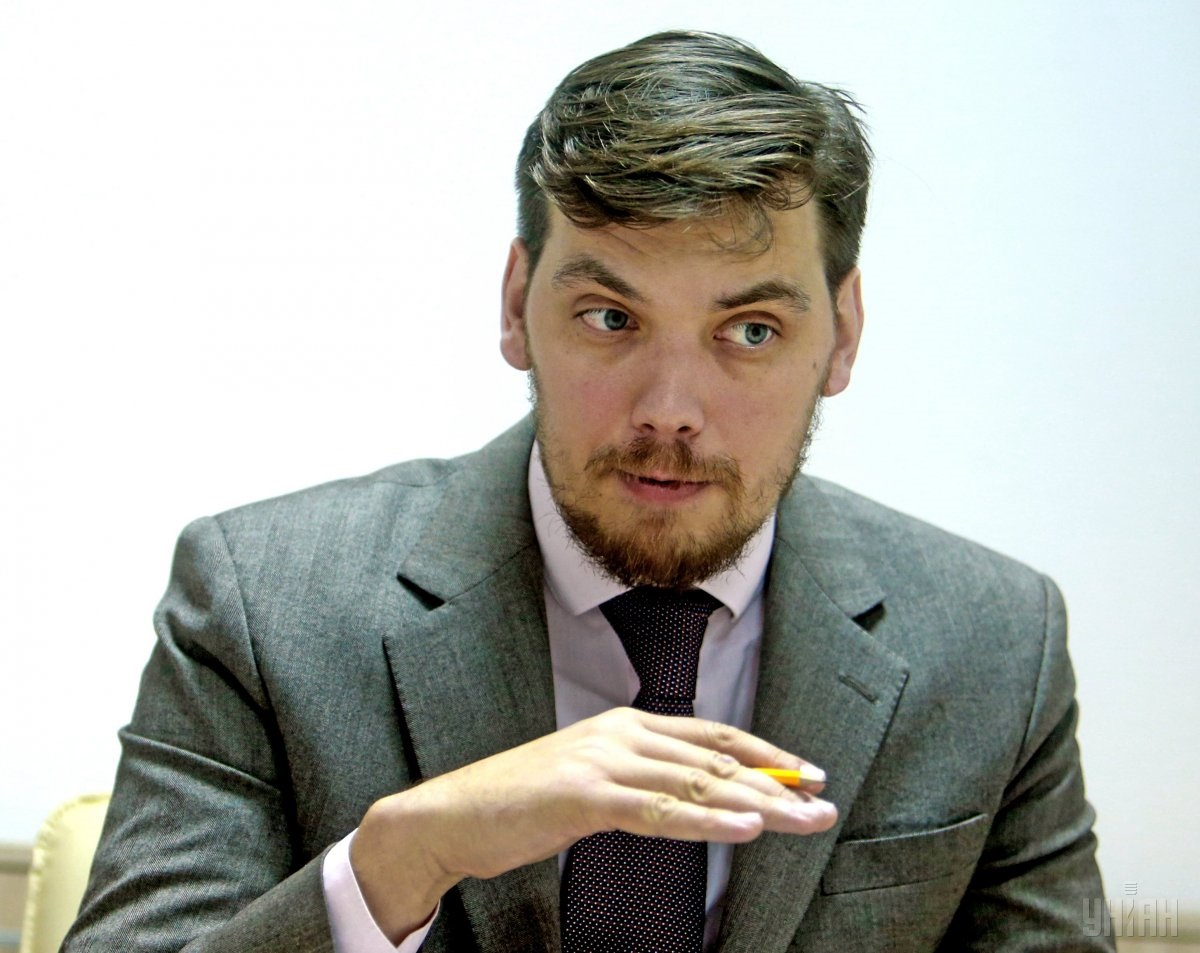 Алексей Гончарук–заместитель руководителя Офиса президента / Фото УНИАН