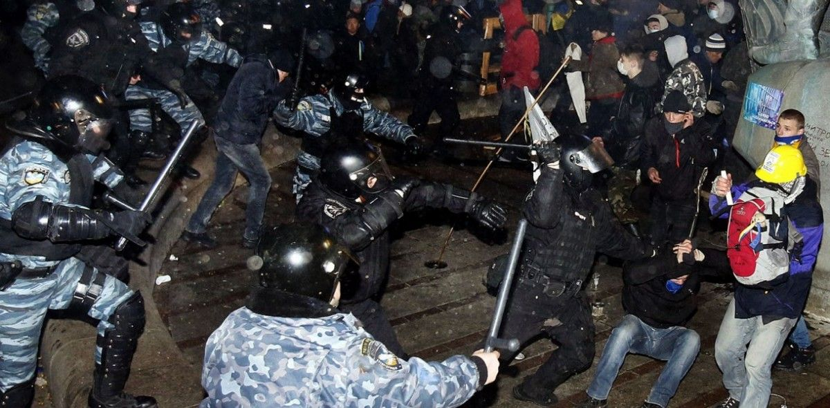 Two criminal cases are heard in court into Maidan crackdown / vs.hu