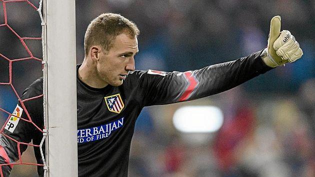Ян Облак попал в сферу интересов ряда ведущих клубов Европы / insidespanishfootball.com