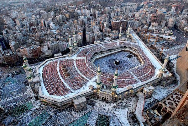 Мекка, Саудовская Аравия / islam-today.ru