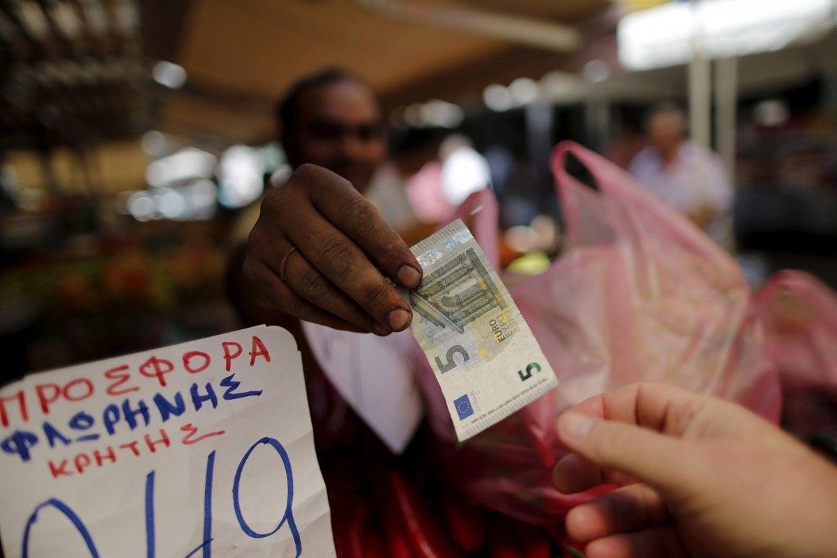 Магазин в Афинах / REUTERS