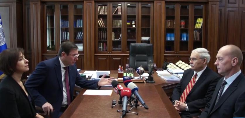 Руководителя Генеральной инспекции назначено на 3 месяца / gp.gov.ua