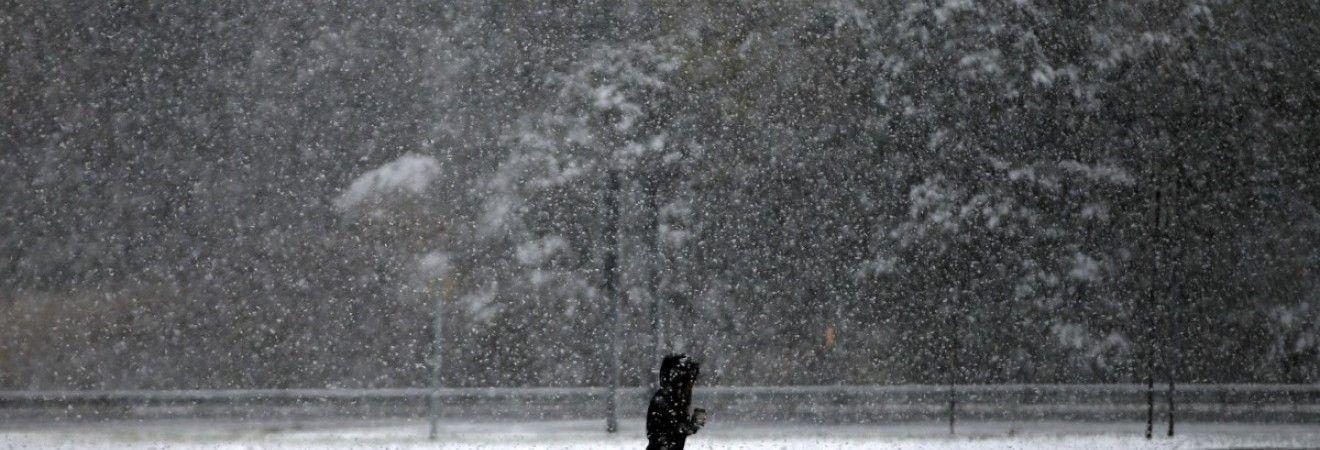 В Україні оголосили штормове попередження на 2 грудня