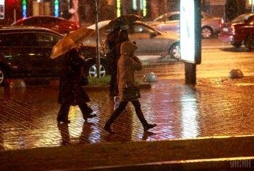 У Києві завтра похолодає і пройде мокрий сніг
