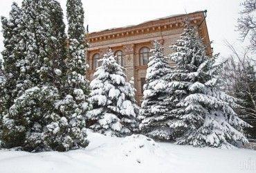 В Киеве сегодня будет холодно, днем температура до -7°